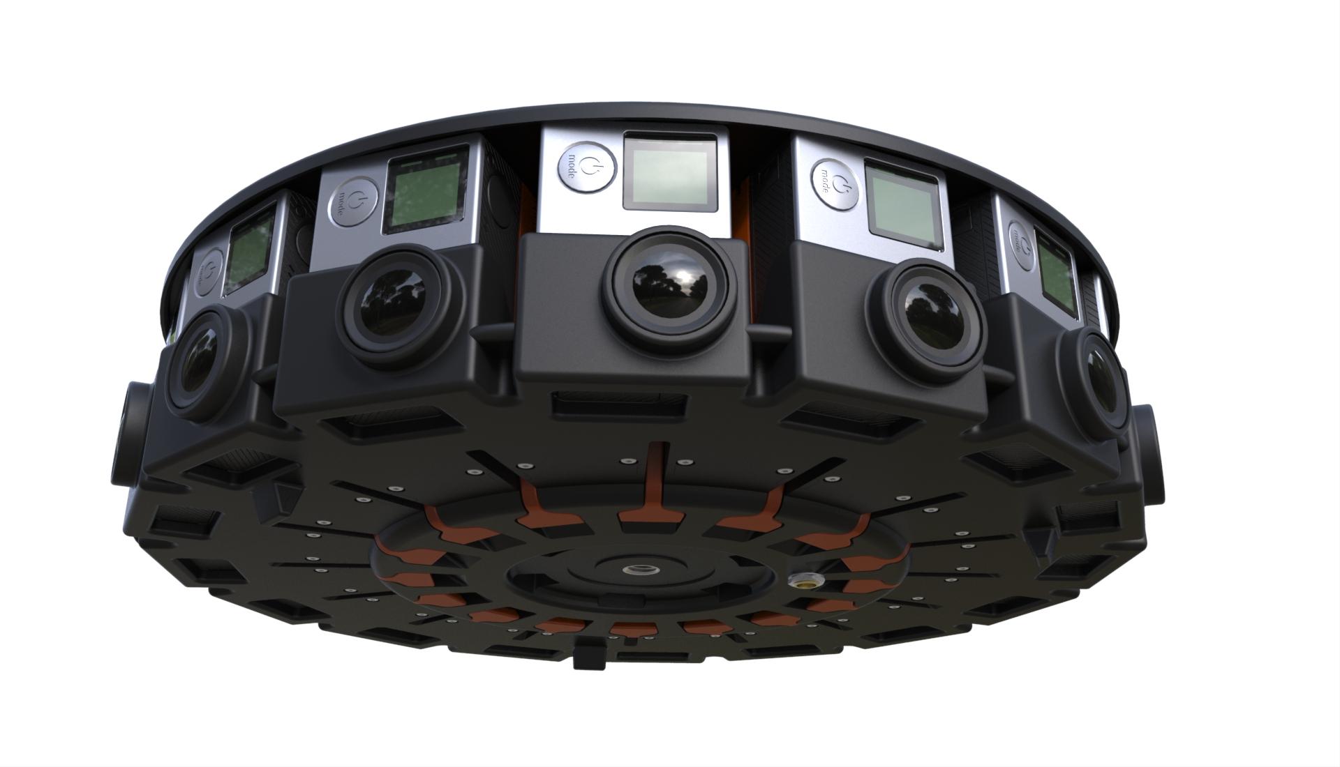 panoraminis video